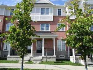 North Ajax 3 Bedroom Freehold Townhouse