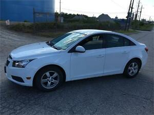 2012/Chevy Cruze LT Safety $6450 +hst