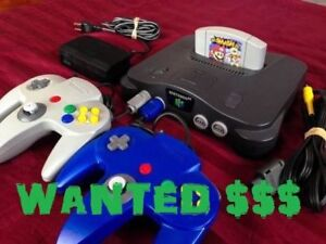 Buying a Nintendo 64 N64 Console & Games - I pick up