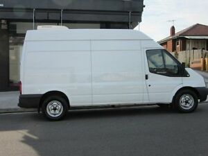 2012 Ford Transit VM 350 White 6 Speed Manual Van Croydon Burwood Area Preview