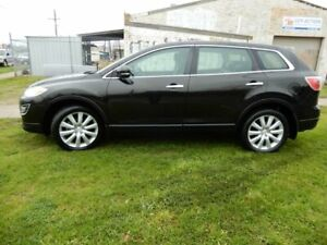 2009 Mazda CX-9 TB10A3 MY10 Luxury Black 6 Speed Sports Automatic Wagon Moorabbin Kingston Area Preview