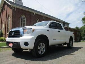 2008 Toyota Tundra SR5 - 4X4+CERTIFIED+DETAILED!!