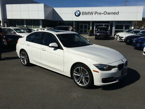 LEASE TAKEOVER - 2014 BMW 3-Series Sedan