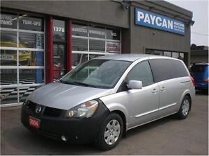 2004 Nissan Quest SE| WE'LL BUY YOUR VEHICLE!!