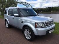 2009 59 LAND ROVER DISCOVERY 2.7 4 TDV6 GS 5D 190 BHP DIESEL
