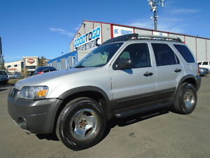 2005 Ford Escape SPORT PKG 4WD--AMAZING-A LOT OF NEW PARTS-