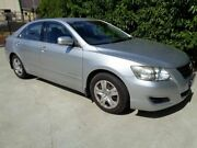 2006 Toyota Aurion GSV40R AT-X Silver 6 Speed Sports Automatic Sedan Clontarf Redcliffe Area Preview