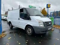 2010 Ford Transit Low Roof Van TDCi 85ps PANEL VAN Diesel Manual