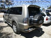 2006 Mitsubishi Pajero NS VR-X Gold 5 Speed Sports Automatic Wagon Gepps Cross Port Adelaide Area Preview