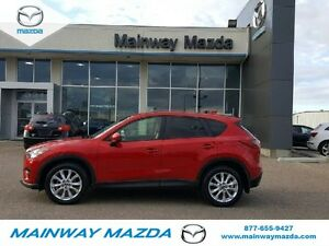 2014 Mazda CX-5 GT TECH AWD LOCAL LEASE RETURN
