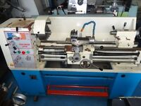 VIKING VT310 CHALLENGER GAP BED CENTRE LATHE 40 INCH CENTRES