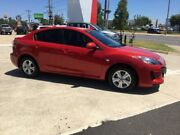 2013 Mazda 3 BL10F2 MY13 Neo Activematic Red 5 Speed Sports Automatic Sedan Hoppers Crossing Wyndham Area Preview