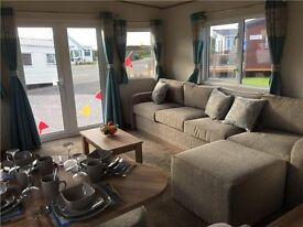 Stunning 2 Bed Brand New 2017 Model - Sotherness Holiday Park, Near Carlisle,Stranraer,Dumfriesshire