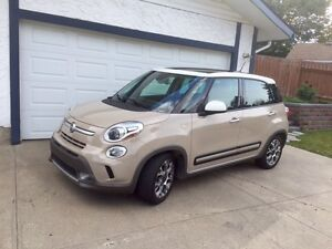2014 Fiat 500L Trekking, Priced to Sell