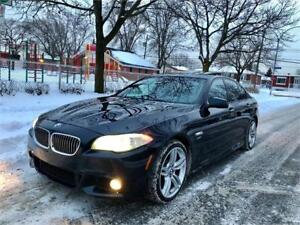 2011 BMW 535XI, M PACK, AUTOMATIQUE, FULL LOAD, CUIR, TOIT, MAGS