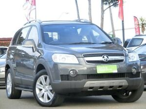 2010 Holden Captiva CG MY10 LX AWD Grey 5 Speed Sports Automatic Wagon Condell Park Bankstown Area Preview