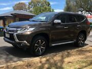 2017 Mitsubishi Pajero Sport QE MY17 Exceed Bronze 8 Speed Sports Automatic Wagon Hillcrest Port Adelaide Area Preview