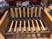 very good condition Futon made by Cambridge Futons