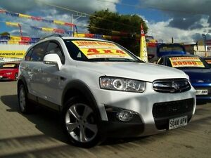 2012 Holden Captiva CG Series II 7 LX (4x4) 6 Speed Automatic Wagon Evanston South Gawler Area Preview