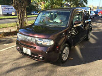 2011 Nissan Cube 1.6 Kaizen 45k AUTOMATIC