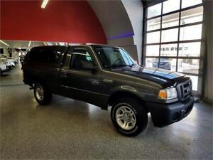 2009 Ford Ranger XL, MANUELLE, BOITE DE FIBRE 55$/sem.