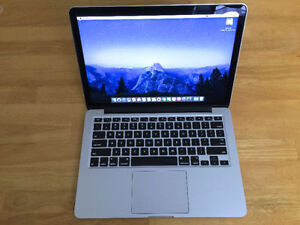 13inch MACBOOK PRO 3 years old ALMOST NEW!