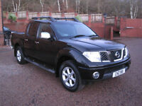 2008 58 Nissan Navara 2.5dCi auto Long Way Down Expedition