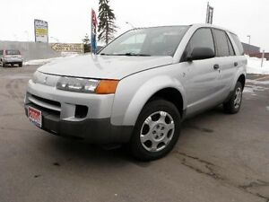 2004 Saturn VUE 5 SPEED /AIR CONDITION