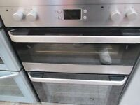 *****BEKO STAINLESS STEEL DOUBLE OVEN*****