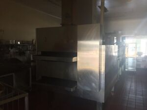 Pizza Equipment & Fittings Pizza Hut  Delivered 40ft Container McMahons Point North Sydney Area Preview