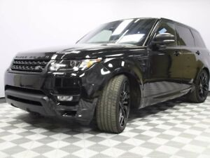 2016 Land Rover Range Rover Sport V8 Supercharged STEALTH PACK -