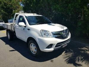 2014 Foton Tunland P201 4x2 White 5 Speed Manual Utility Bungalow Cairns City Preview