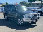 2008 Mitsubishi Pajero NS Platinum Edition Black 5 Speed Sports Automatic Wagon Bungalow Cairns City Preview
