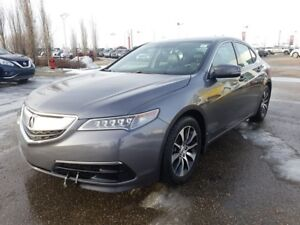 2017 Acura TLX TECH PACKAGE Navigation (GPS),  Leather,  Heated