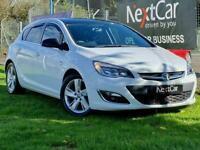 Vauxhall Astra 1.7 CDTi ecoFLEX SRi Sporty & Economy with this Diesel 5 Door SRi