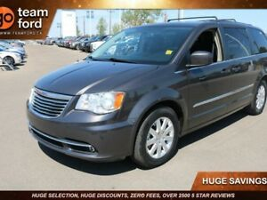 2016 Chrysler Town & Country Touring, 3.6L V6, FWD, Cloth, No Ac