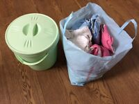Reusable Nappies (baby change, mostly Bumgenius brand)