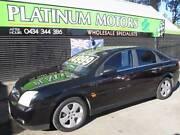 2003 Holden Vectra CDX Hatchback Salisbury Downs Salisbury Area Preview