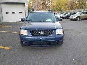2005 Ford Freestyle Limitée CUIR TOIT MAGS DVD 6 PASSANGER West Island Greater Montréal image 4