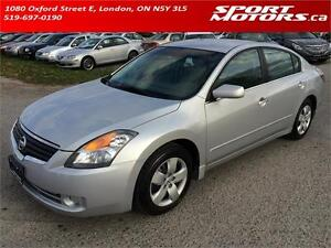 2008 Nissan Altima 2.5 S! Winter + All Season Tires! New Battery