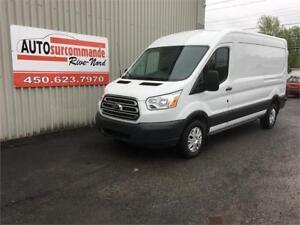 2015 Ford Transit Cargo Van  -- DIESEL --