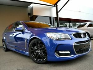 2017 Holden Commodore VF II MY17 SS Sportwagon Blue 6 Speed Sports Automatic Wagon Fawkner Moreland Area Preview