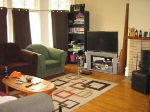 Bright spacious three-bedroom apartment located on South Park