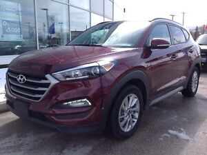 2017 Hyundai Tucson AWD 2.0L SE Leathe SunRoof