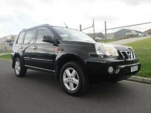 2002 Nissan X-trail ST Automatic SUV Traralgon Latrobe Valley Preview