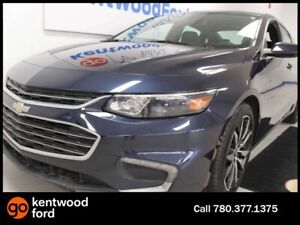 2016 Chevrolet Malibu LT FWD with a sunroof and heated power lea