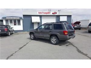 2000 Jeep Grand Cherokee Laredo FINANCEMENT AUCUN CAS REFUSÉ!!