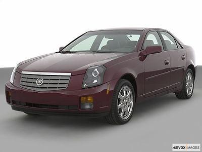 Image 1 of Cadillac: CTS Base Sedan…