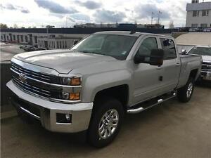2016 Chevrolet Silverado 3500HD LT 4x4 NEW GAS