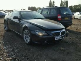 BREAKING FOR PARTS E63 BMW 645i AUTO.113K DONE
